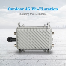 Wireless Outdoor Mobile Wifi Router 4G LTE high level 3G load WiFi Gigabit  CPE Lte industrial outdoor