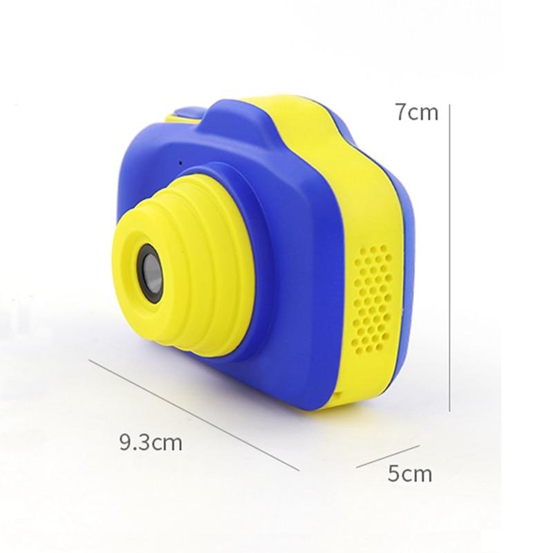 Fbil-enfants Mini appareil Photo jouet appareil Photo numérique enfants jouets éducatifs photographie cadeaux enfant en bas âge jouet 12Mp Hd jouet appareil Photo - 3