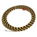 Новый 6,5 мм x 30 м кабель толкатель электрик труба-змейка кабель роддер протяжная проволока провод направляющий