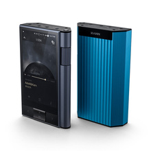 IRIVER Astell & Kern KANN 64 Гб hifi плеер портативный музыкальный MP3 встроенный усилитель быстрой зарядки Lossless музыка подарок специальный кожаный чехол