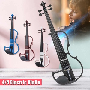 4/4 Electric Violin Basswood F