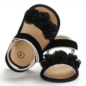Sepatu Sandal Anak Model Bunga  3
