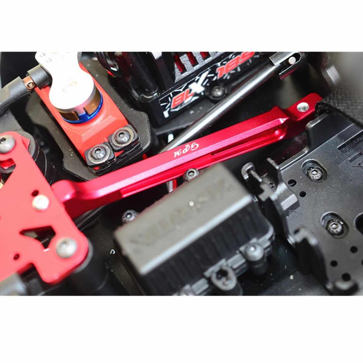 1/8 KRATON Upgrade RC автозапчасти Алюминиевая Передняя рулевая Опора крепление для Arrma Senton Typhon Kraton Talion