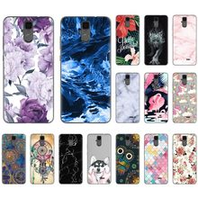 Phone Case For Hisense F24 / Infinity H11 Lite Fashion Design Colorful Painted Back Soft Phone Cover TPU Silicone Cover(China)