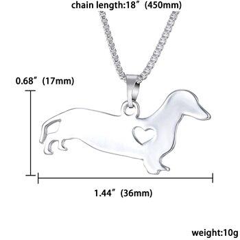 Dog Pendant Necklaces  6