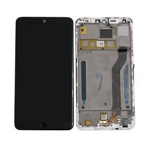 """Image 2 - Жк экран 5,46 """"M & Sen для Meizu M15 M871H Snapdragon 626, экран с сенсорной панелью, дигитайзер, рамка для Meizu 15 Lite, оригинал"""