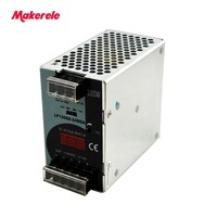 300W 24V Power Supply 12.5A Rail Din Switching Power Supply Ac dc Led Driver With Digital Display LP 300 24