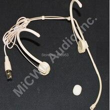 MiCWL Beige Folding SP12 Wireless Stage Song Microphone For AKG Samson Gemini Mini XLR 3Pin Mic System