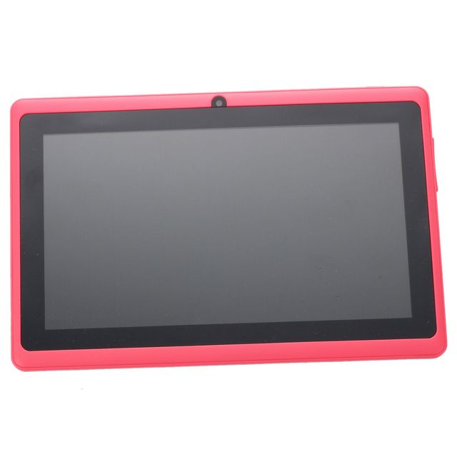 7 inch Android Google Tablet PC 4.2.2 8GB 512MB DDR3 Quad-Core Camera Capacitive Touch Screen 1.5GHz WiFi 1