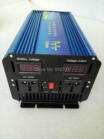 3500W DC to AC 12V to 110V 60HZ Pure Sine Wave Power Inverter / DC to AC Car Inverter