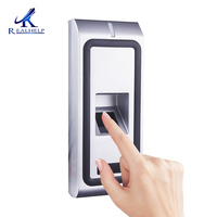 High quality Fingerprint sensor Door lock Controller Waterproof Biometric and Card Access Control Outdoor Fingerprint reader