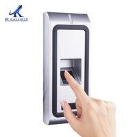 High quality Fingerprint sensor Door lock Controller Waterproof Biometric and Card Access Control Outdoor Fingerprint reader