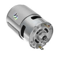 1PC DC 24V 21000RPM High Speed Large torque DC 775 Motor Electric Power Tool new Motor & Accessories DC Motor