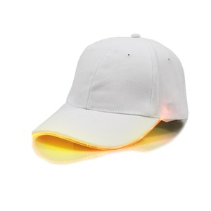 Image 5 - Adjustable Bicycle 5 LED Headlamp Cap Battery Powered Hat With LED Head Light Flashlight For Fishing Jogging Baseball Cap