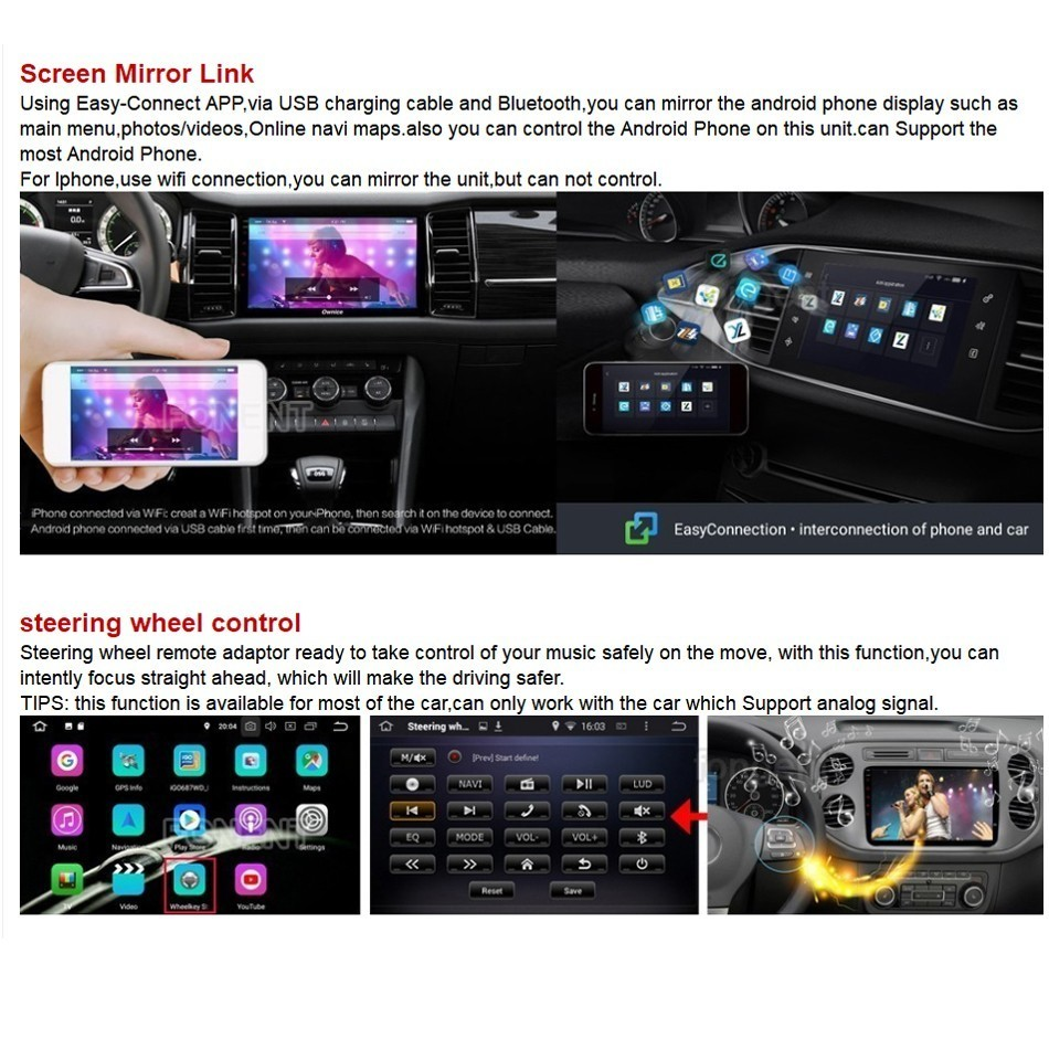 Limo Toyota Audio dla