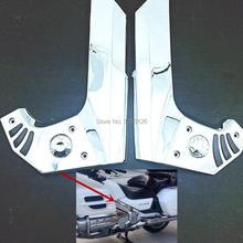 Motocicleta carenado marco cubre marco medio cubierta piezas decoración para Honda ala de oro Goldwing GL1800 2001 2011 de alta calidad