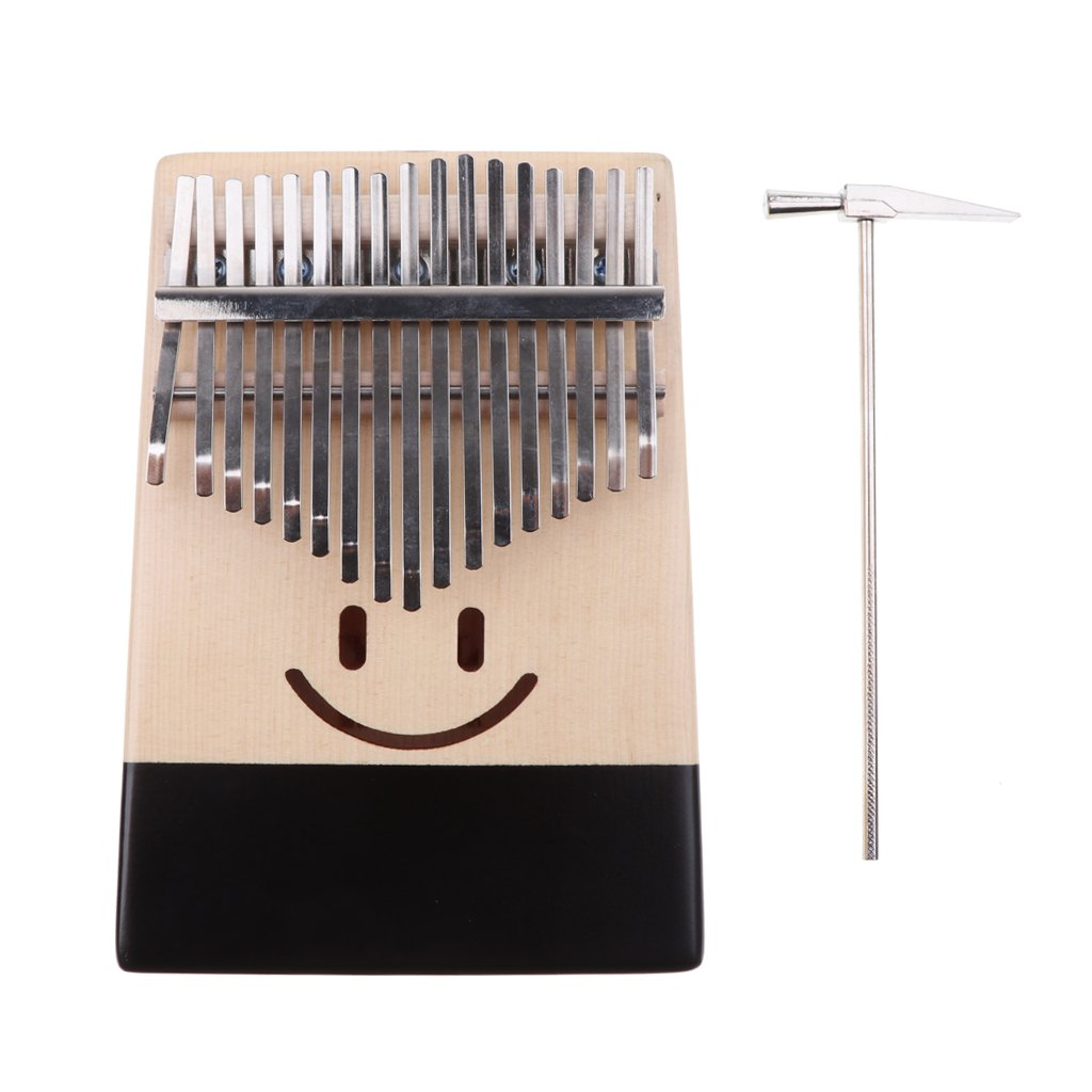 17 clés Kalimba pouce Piano doigt Percussion Instrument de musique apprentissage précoce jouets éducatifs cadeau pour enfants en bas âge enfants