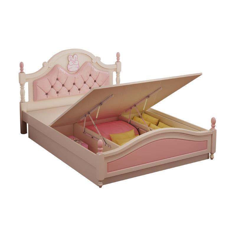 Tingkat Bois Crib Infantiles Hochbett Ranza Baby Furniture Lit Enfant Wooden Cama Infantil Muebles De Dormitorio Children Bed