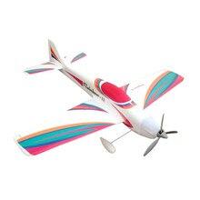 F3A 3D Аэробика RC самолет PNP гром/Радуга 890 мм размах крыльев EPO радиоуправляемая модель для хобби игрушка MD90 уличные игрушки для детей