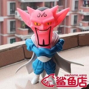 Animação Garagem Kid Crianças De Dragon Ball Brinquedos Do Bebê: Figura de Ação PVC Dolls The Devil Dabura Modelo Decoração Presentes Excelentes