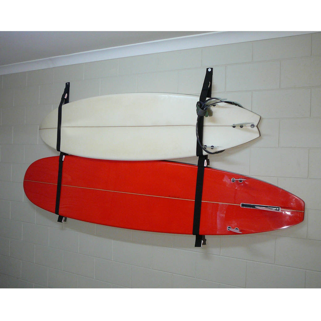 Polyester Surfboard Longboard Sling Wall Storage Strap / Rack System SUP Garage Hanger For Surf Surfing Body Board Accessories