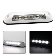 12V LED RV Awning Porch Light IP67 Waterproof LED Light for Marine Caravan Camper Trailer Exterior Camping Lamp(China)