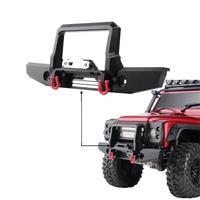 RC Car Metal Front Bumper for Traxxas TRX 4 RC Crawler Climbing Car Vehicle Remote Control Toys Parts