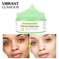 VIBRANT GLAMOUR Resveratrol Essence Gel Face Mask Cleaning Whitening Skin Moisturizing Anti Aging Sleep Mask Cream Skin Care