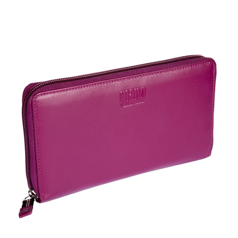 Purse Mano 20102 SETRU fuchsia purse mano 20102 setru black