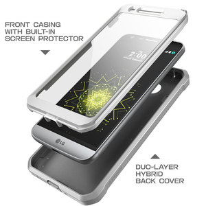 Image 4 - SUPCASE For LG G5 Case 5.3 inch UB Pro Full Body Rugged Holster Clip Protective Phone Case Cover with Built in Screen Protector
