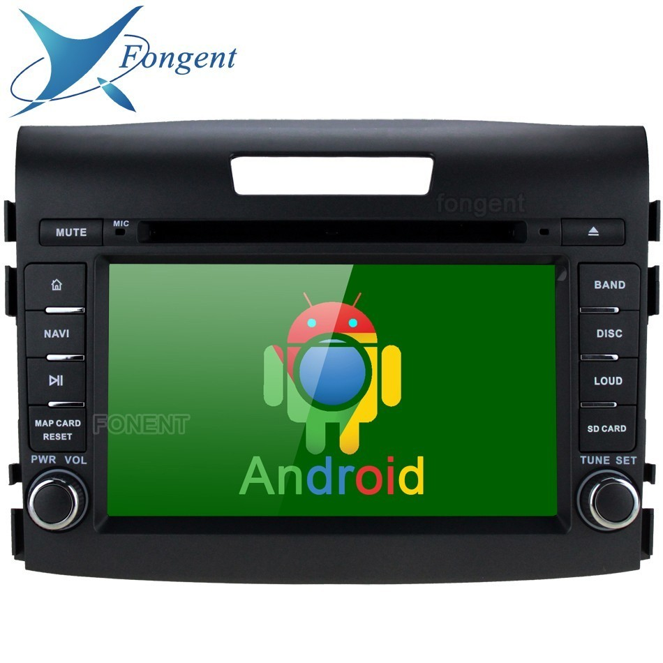 Android 8.1 Fit for Honda CRV 2012 2013 2014 2015 2016 Car DVD Entertainment Smart Multimedia Player Vehicle GPS Radio Stereo
