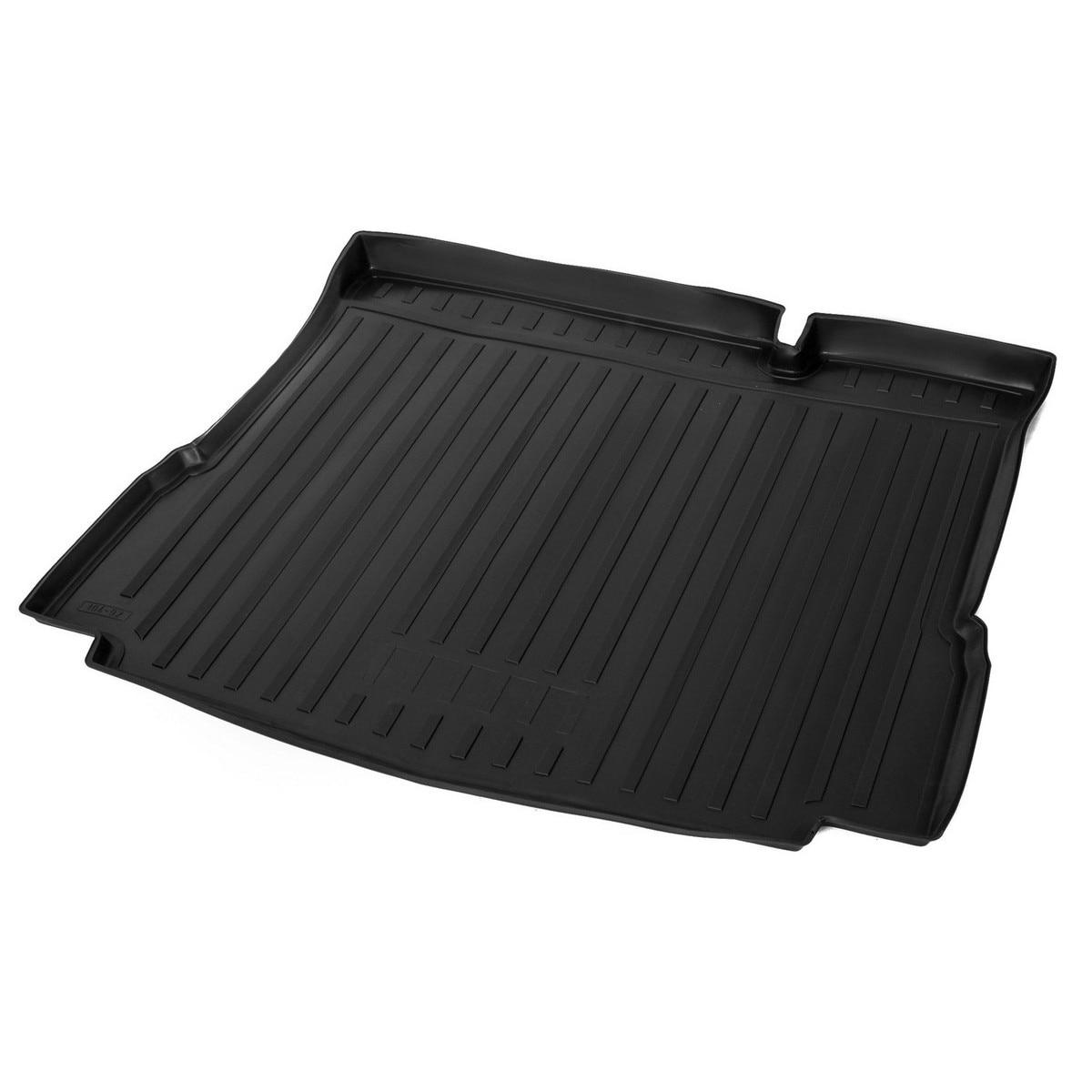 Boot Mat Rival 16007002 custom fit car trunk mat for honda brv vezel hybrid hybrid spirior boot liner rear trunk cargo mat floor tray carpet mud cover
