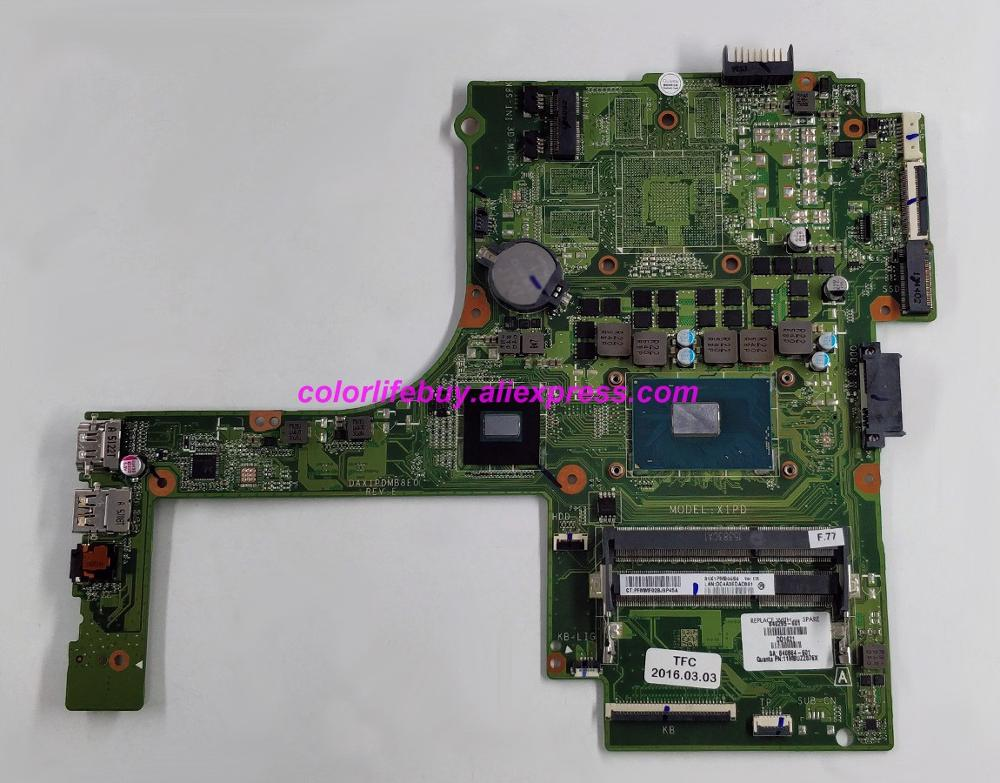 Genuine 840295 601 DAX1PDMB8E0 w i7 6700HQ CPU Laptop Motherboard Mainboard for HP 15 AK Series NoteBook PC-in Laptop Motherboard from Computer & Office