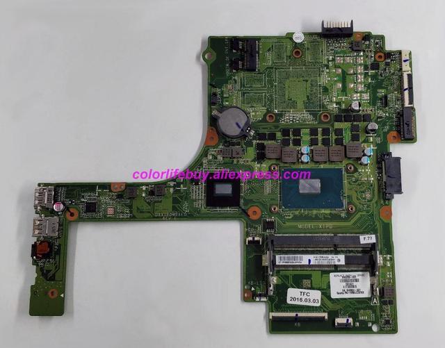 Véritable 840295 601 DAX1PDMB8E0 w i7 6700HQ CPU ordinateur portable carte mère pour PC portable série HP 15 AK