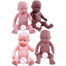 41cm bebé simulación muñeca suave niños Reborn Baby Doll juguete recién nacido Niño niña emulada muñecas bebé crecimiento socios bebé amigos