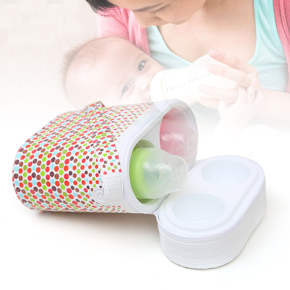 Fashion Durable bottle incubator Outdoor Carry Bag Convenient for infants AI89