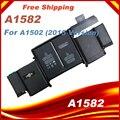 74.9Wh 11 42 V A1582 батарея для Apple Macbook Pro 13
