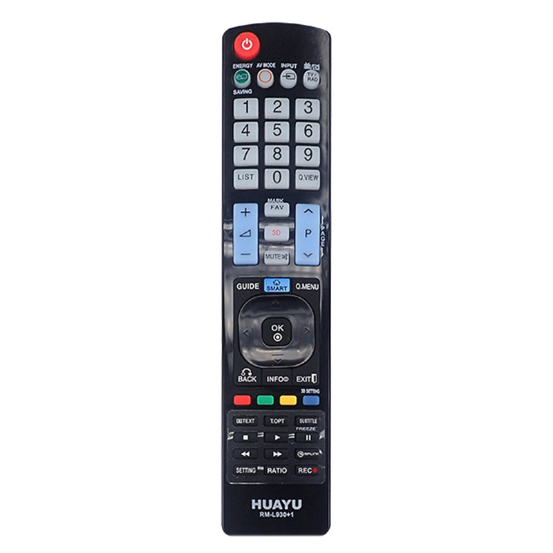 Home Electronic Accessories Hospitable Ffyy-huayu Universal Tv Remote Control For Lg Rm-l930+1 Tv Lcd Led Hdtv Smart Remote Controls