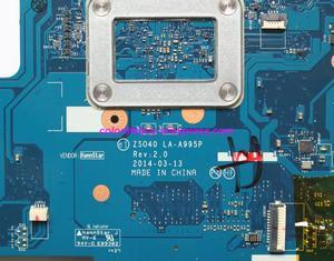 Image 4 - Оригинальная материнская плата для ноутбуков HP 14 R 240, 788004 001 788004 501 788004 601 Вт, процессор CelN2840, ZSO40, материнская плата, для ноутбуков HP 14 R 240