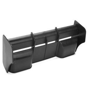 1x جديد أسود البلاستيك الخلفية الجناح صالح ل 1:8 Buggy RC سيارات الطرق الوعرة 21*8.2*4.5 سنتيمتر