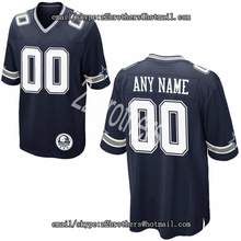 8b752fe6f00ac Custom Any Name Number Football Jersey Personalized Your Logo Dallas  Embroidered High School College Jersey For · 3 Colors Available