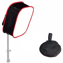 Led Light Bulb Led Photography Fill Light Light Soft Cloth Cover Film And Television Lamp Honeycomb Softbox(China)