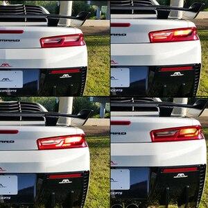 IJDM Универсальный 3-ступенчатый последовательный контроллер модуля вспышки для Mustang Challenger Camaro передний или задний указатель поворота 12В