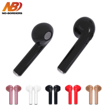 NO-BORDERS i7 i7s TWS Wireless Bluetooth Earphone Mini Music