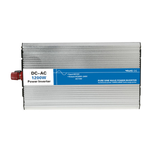 1200w pure sine wave inverter DC 12V/24V/48V to AC 110V/220V tronic power inverter circuits off-grid tie cheap 12 24 48 V