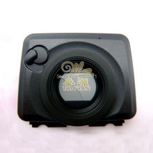 View finder Eyepiece frame assembly with DK 17 DK17 eyecup repair parts for Nikon D800 D800e SLR