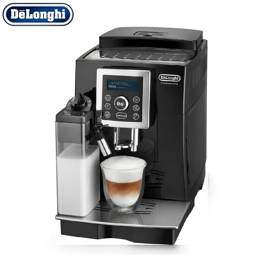 Coffee Machines Delonghi ECAM 23.460.B Home Kitchen Appliances household automatic preparation of hot drinks
