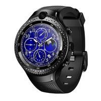 Zeblaze Android SmartWatch SIM Тор 4 Dual Bluetooth MTK673 ядра 1 + 16 Гб г телефонный звонок Смарт часы с двойной камеры