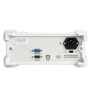 Image 3 - ET4501/ET4502/ET4510 lrcベンチトップデジタルブリッジデスクトップl crテスターメーター容量抵抗インダクタンス測定