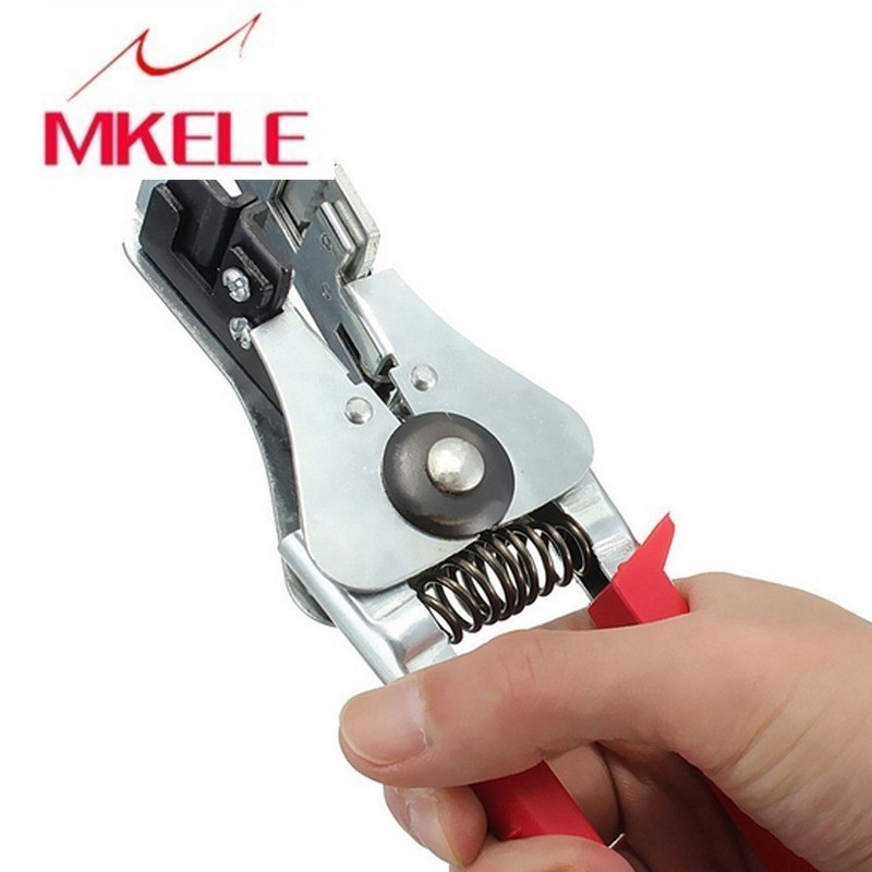 0.2-6 Square MM Adjustable Automatic Duckbill Cable Wire Stripper With Cutter WP
